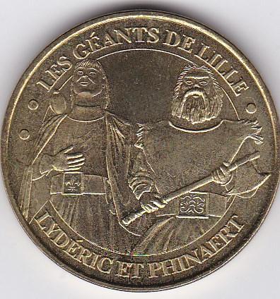 Pièce et Medaille souvenir Les_ga10