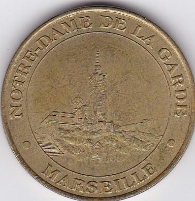 Pièce et Medaille souvenir Notre-10