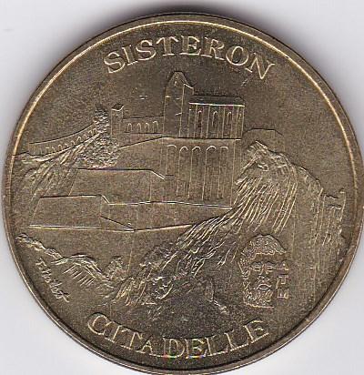 Pièce et Medaille souvenir Sister10