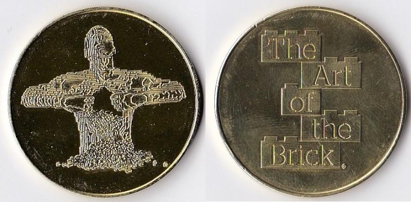 Pièce et Medaille souvenir The_ar10