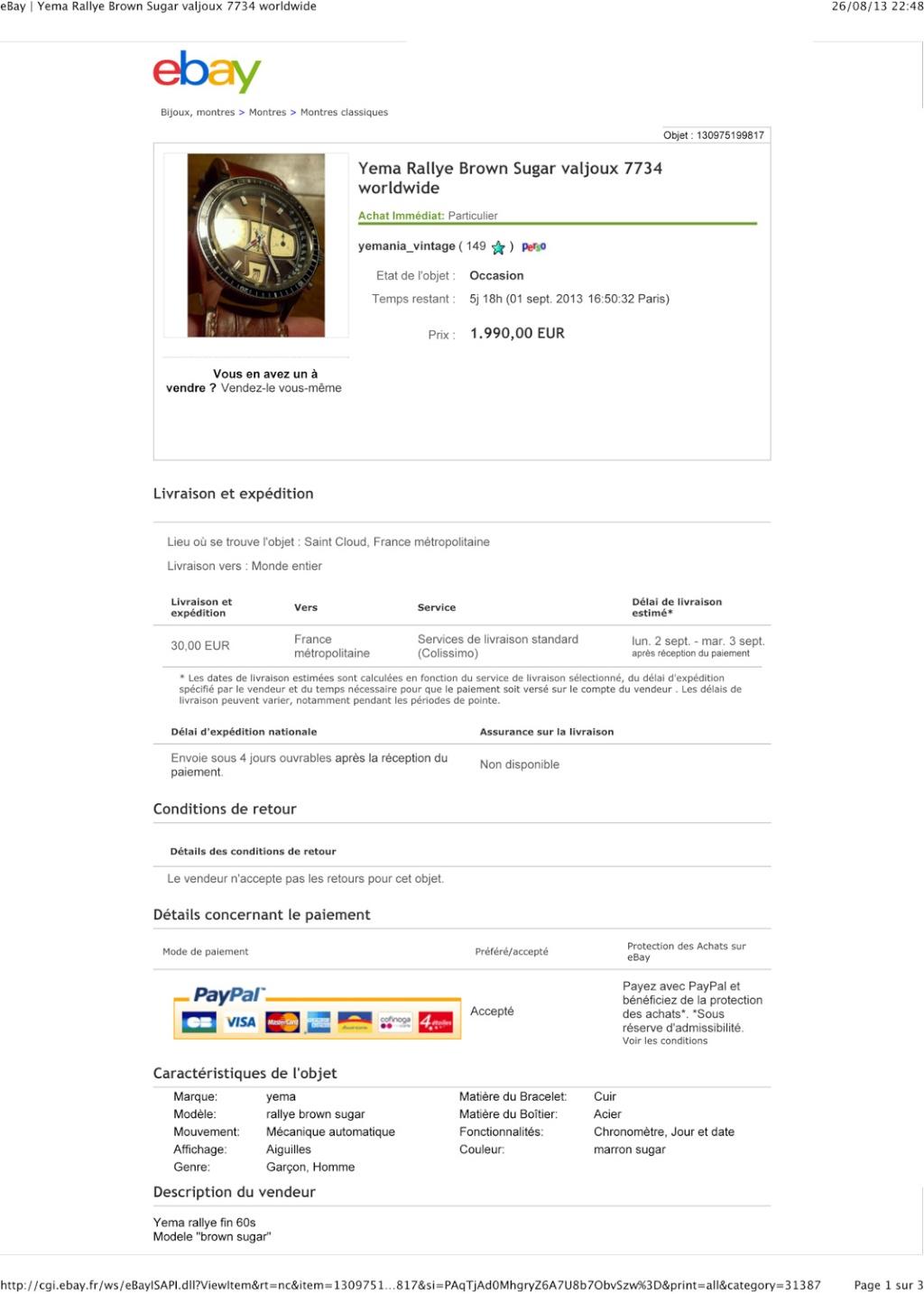Daytona - YEMA, mise à jour - tome IV - Page 22 Ebay_y10