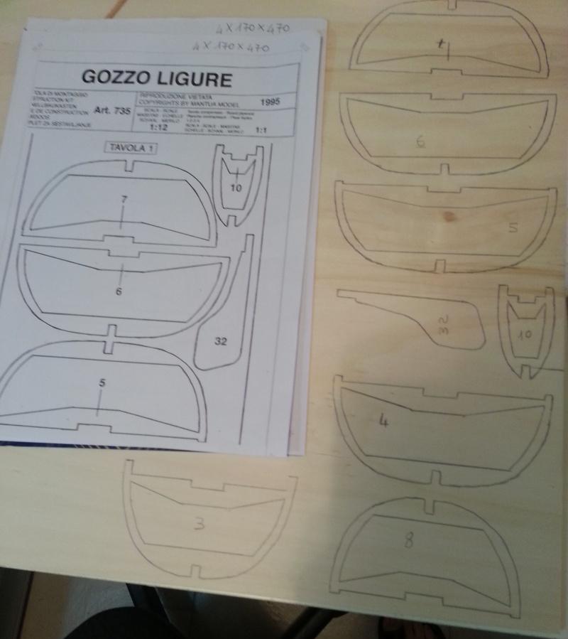 Gozzo Ligure autocostruito 20130610