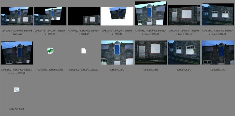 Hugin Photo Stitching Software version and problems. Hugin_10