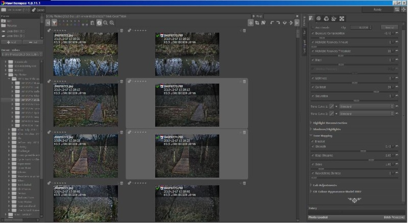 Software for RAW FOC Rawthe10