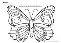 LA METà : attività di logica, simmetria, discriminazione visiva Dessin10