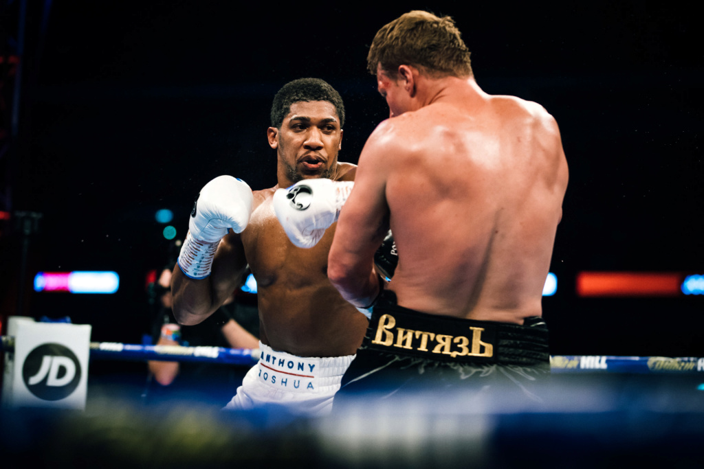Anthony Joshua and the Elusive Quest for Greatness Joshua12