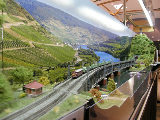 Model Train Luxembourg 2019 Bullay17