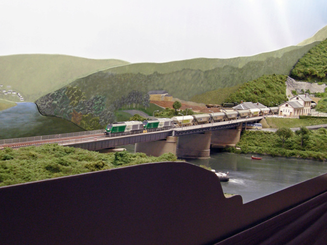 Model Train Luxembourg 2019 Monthe14