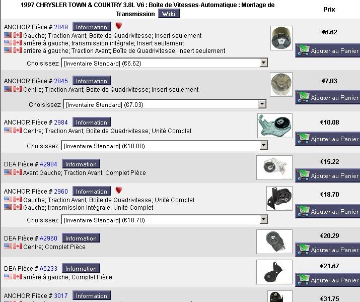 remplacement des supports moteurs - Page 2 Autres10