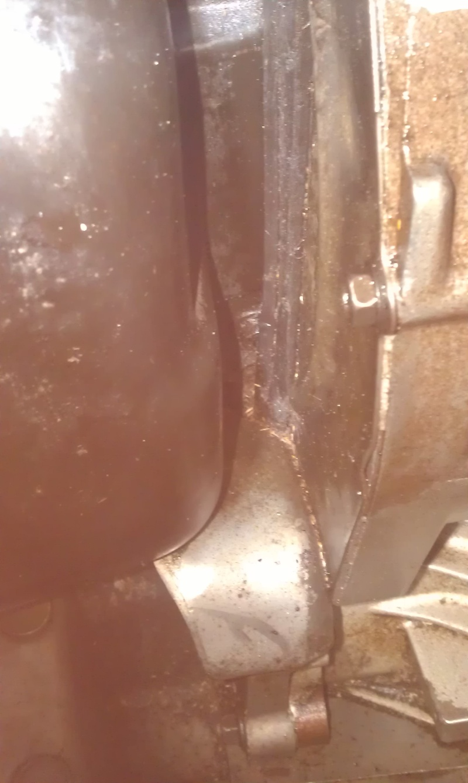 démontage du carter huile moteur 3.8 Imag3514