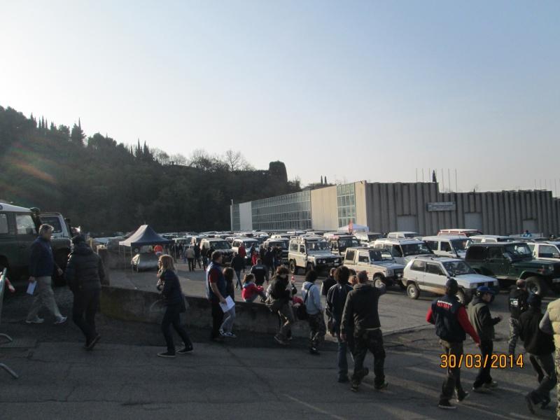Raduno jamboclub4x4 30 marzo a Valpolicella - Pagina 3 Img_0313