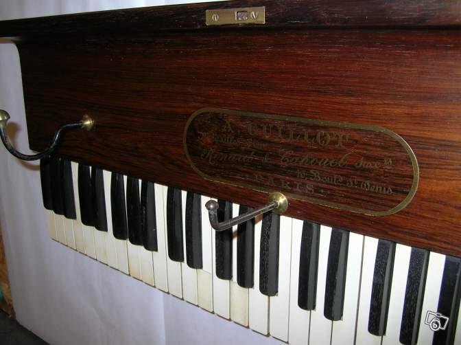 Les harmoniums qui ne sont plus des harmoniums... ou la fonction modifiée 27942610