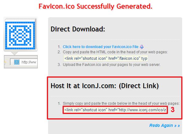 Генератор ico и куда залить фавикон favicon.ico Image_62