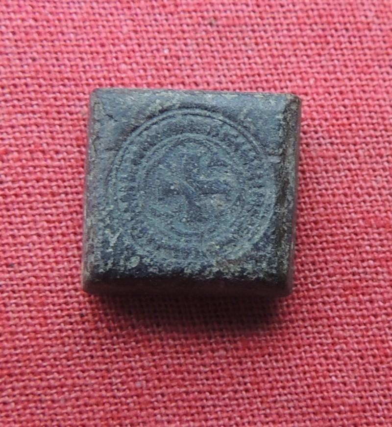 Poids pour le double écu (ou double pistole, ou dos escudos)  utilisé de Charles Quint jusqu'en 1820 Poids110
