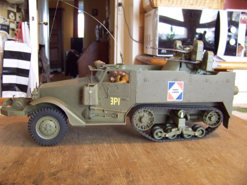 Half Track M 16, 5e DB, 31e GAFTA, production Torro 100_2612