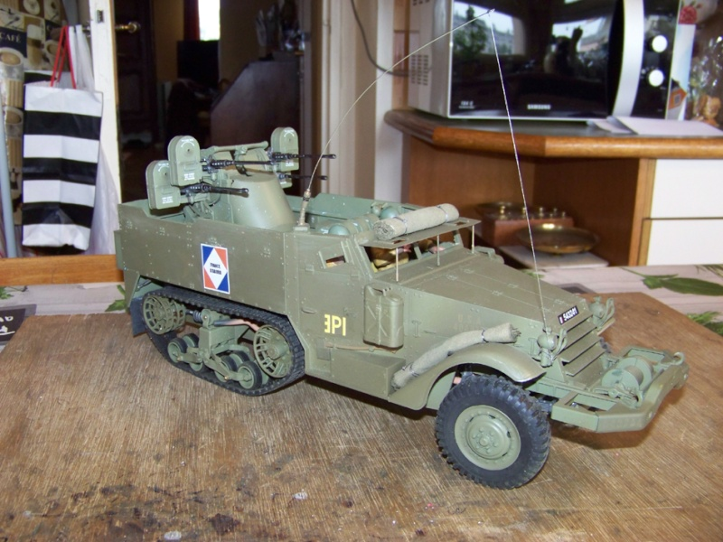 Half Track M 16, 5e DB, 31e GAFTA, production Torro 100_2613