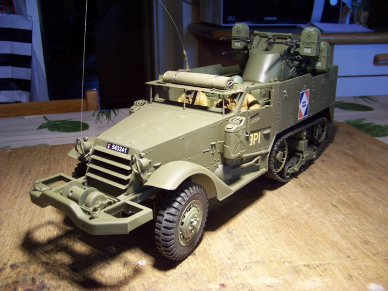 Half Track M 16, 5e DB, 31e GAFTA, production Torro 100_2615