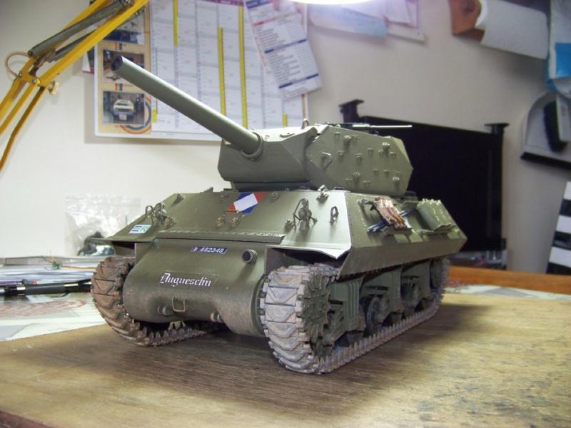 [1/16] [Heng Long] 3-inch Gun Motor Carriage M 10 Tank Destroyer suite 2211