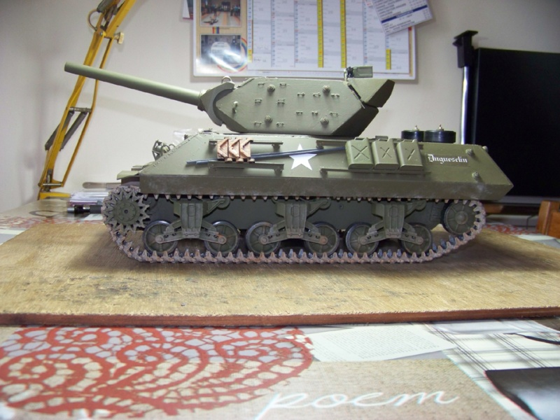 [1/16] [Heng Long] 3-inch Gun Motor Carriage M 10 Tank Destroyer suite 2311