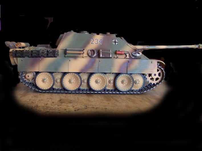 Jagdpanther Pz Jg Abt 654, Heng Long 1/16e 654_pj14