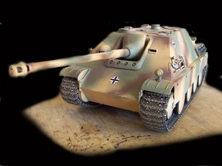Jagdpanther Pz Jg Abt 654, Heng Long 1/16e 654_pj15