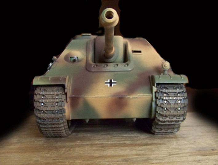 Jagdpanther Pz Jg Abt 654, Heng Long 1/16e 654_pj16