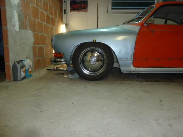 denis du bas rhin et sa Karmann Ghia de 73 sortie de grange - Page 15 P1120517