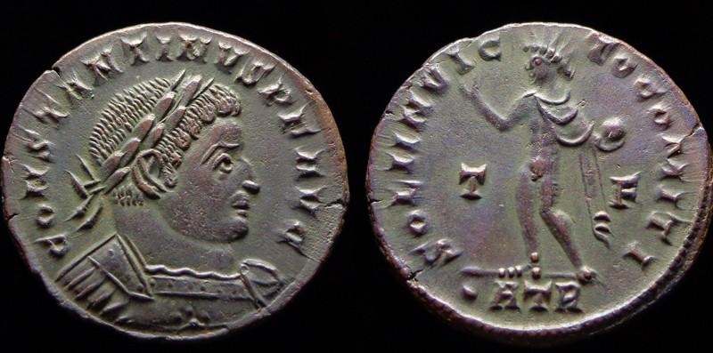 Quelques monnaies d'une collection constantinienne. Bsg2310