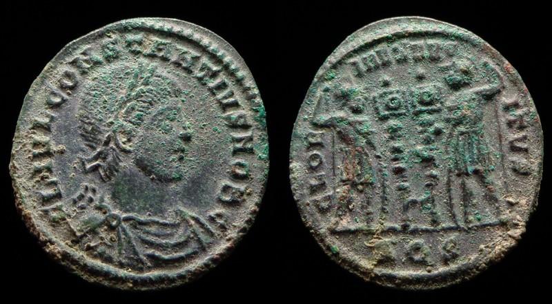 Quelques monnaies d'une collection constantinienne. Bsg2410