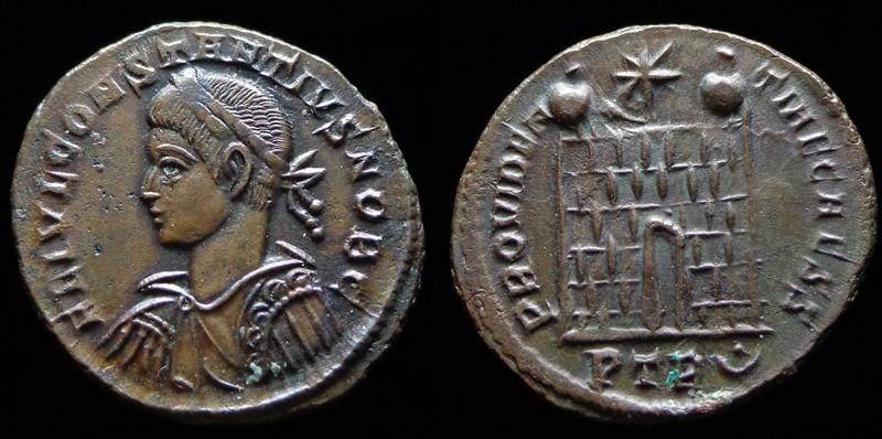 Quelques monnaies d'une collection constantinienne. Bsg2510
