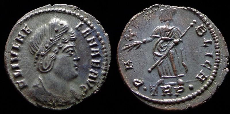 Quelques monnaies d'une collection constantinienne. Bsg2610