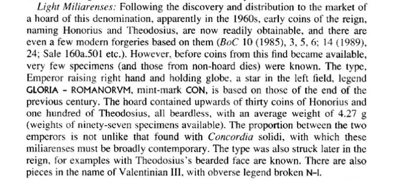 Comparaison de coins du Miliarense de Théodose II   - Page 2 Miliar10