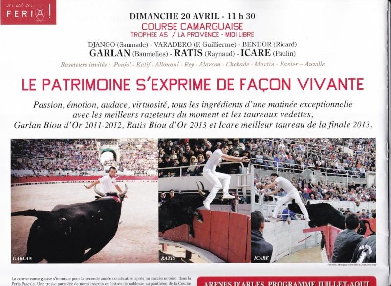 Course fèria 2014 en Arles Course12