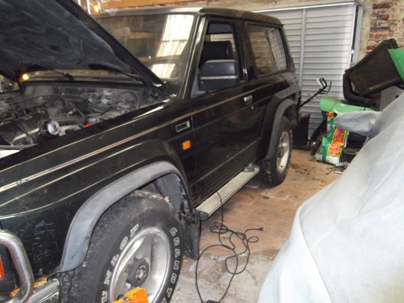 preparation d'un GR Y60 Dscf4611