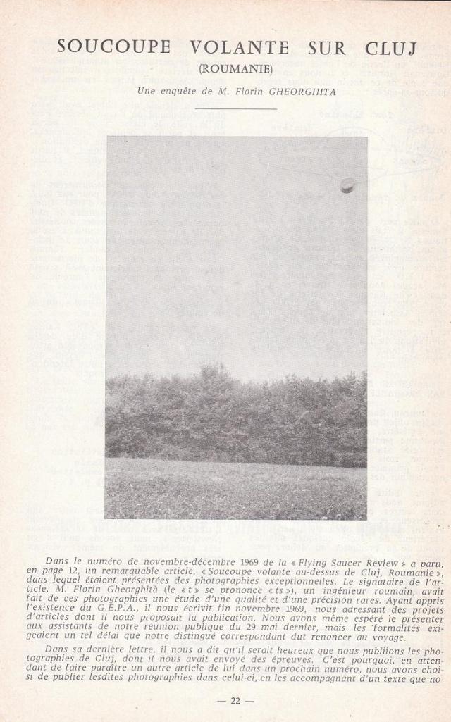 Soucoupe volante sur Cluj - 18 Août 1968 112