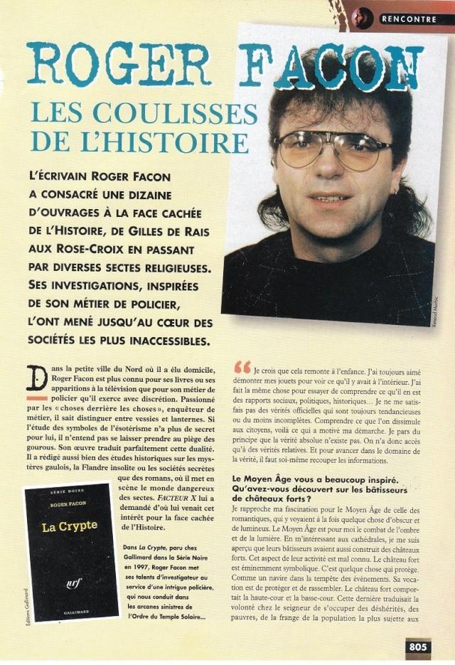 FACTEUR X n°29 - Interview de Roger Facon (1998) 118
