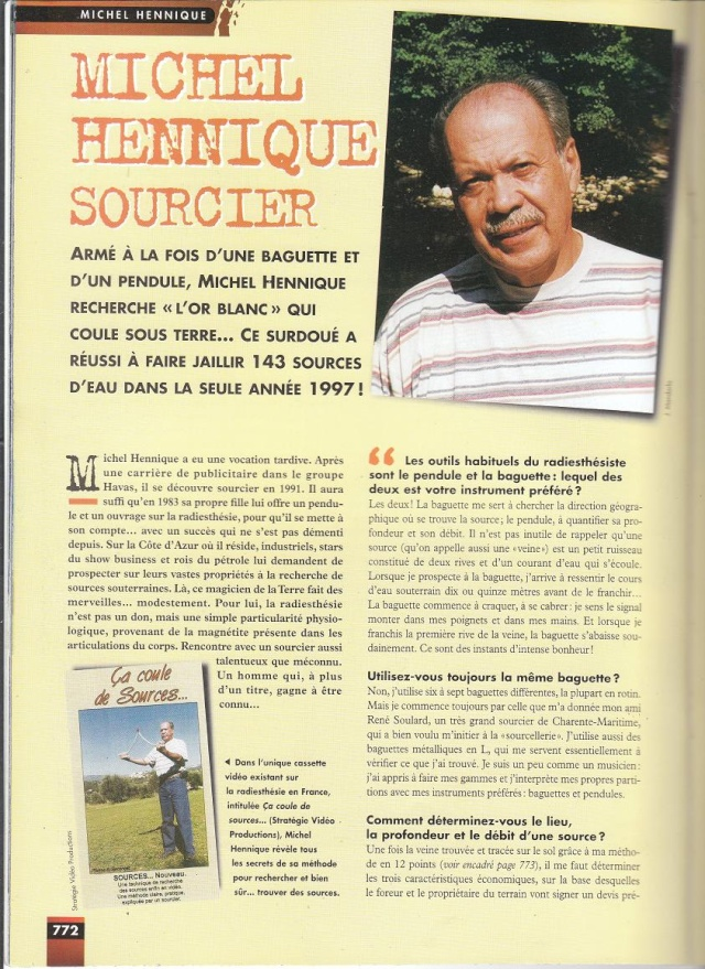 FACTEUR X n°28 - Interview de Michel Hennique (1998) 119