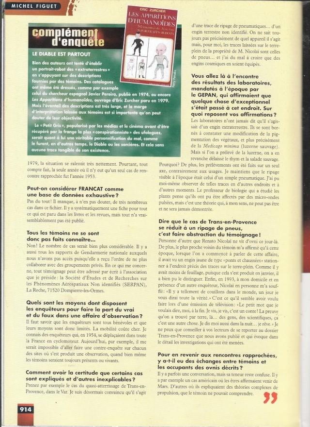 FACTEUR X n°33 - Interview de Michel Figuet (1998) 315