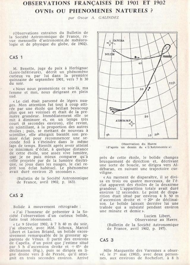 1901 et 1902 - OVNI ou phénomène naturels ? 410