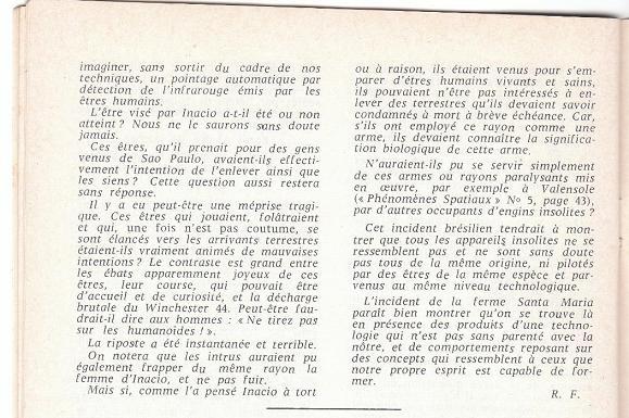 Cas de mort direct par Humanoïdes [GEPA - Mars 1969] 910
