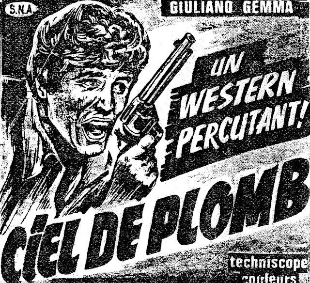 Ciel de plomb -  ...e per tetto un cielo di stelle - 1968 - Giulio Petroni  Cielde11