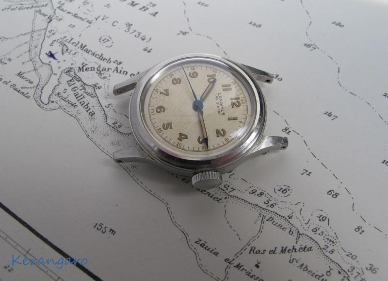Une petite Longines MN... Et interrogation sur le bracelet d'origine. Longin10