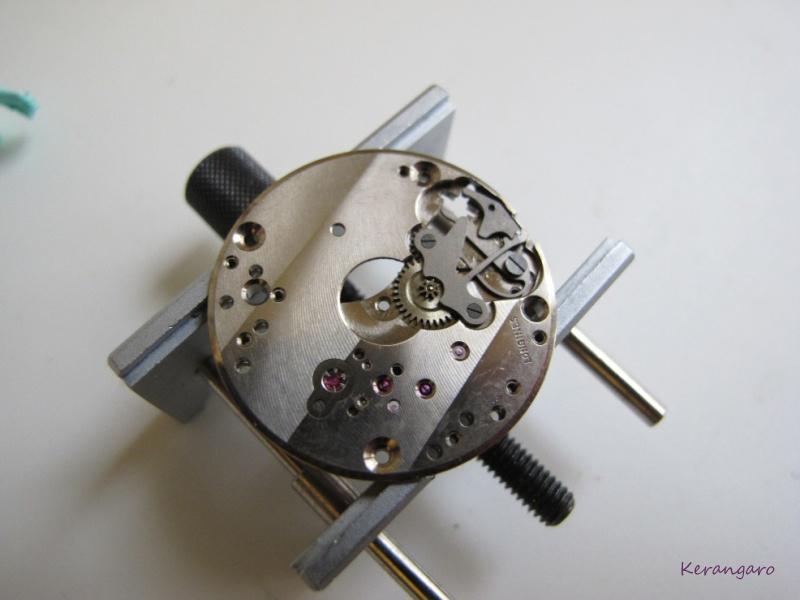 Une petite Longines MN... Et interrogation sur le bracelet d'origine. Longin13