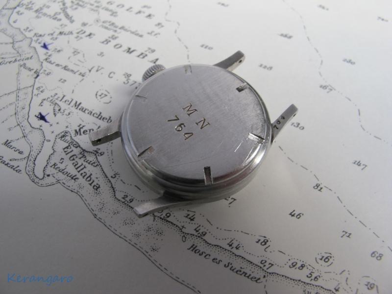 Une petite Longines MN... Et interrogation sur le bracelet d'origine. Longin14