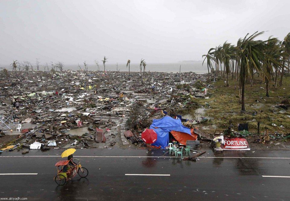 أضرار إعصار هايان 920