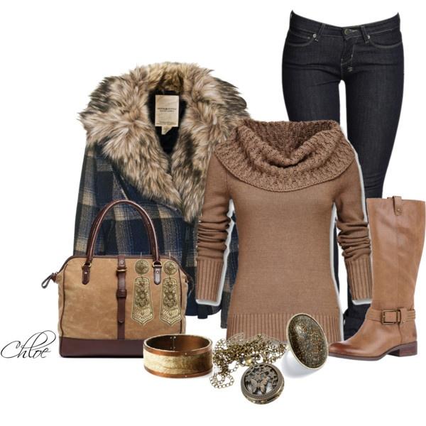 أروع كولكشن الملابس الشتوية  Bnatso33