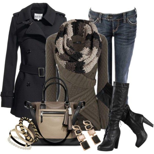 أروع كولكشن الملابس الشتوية  Bnatso38