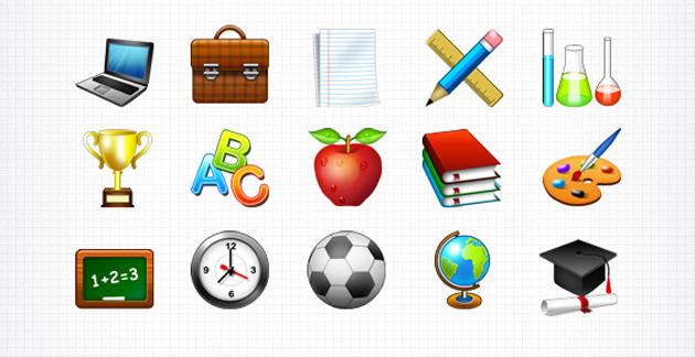 ملف مفتووح لأيقونات تعليمية Cccccc10