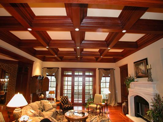 أسقف خشبية جديدة Get-n010