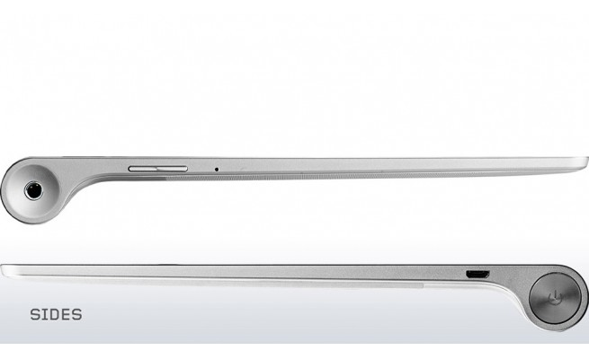 Lenovo تصدر جهازها اللوحي Yoga مع بطارية تدوم 18 ساعة Lenovo12
